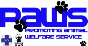 PAWS AISJ Logo