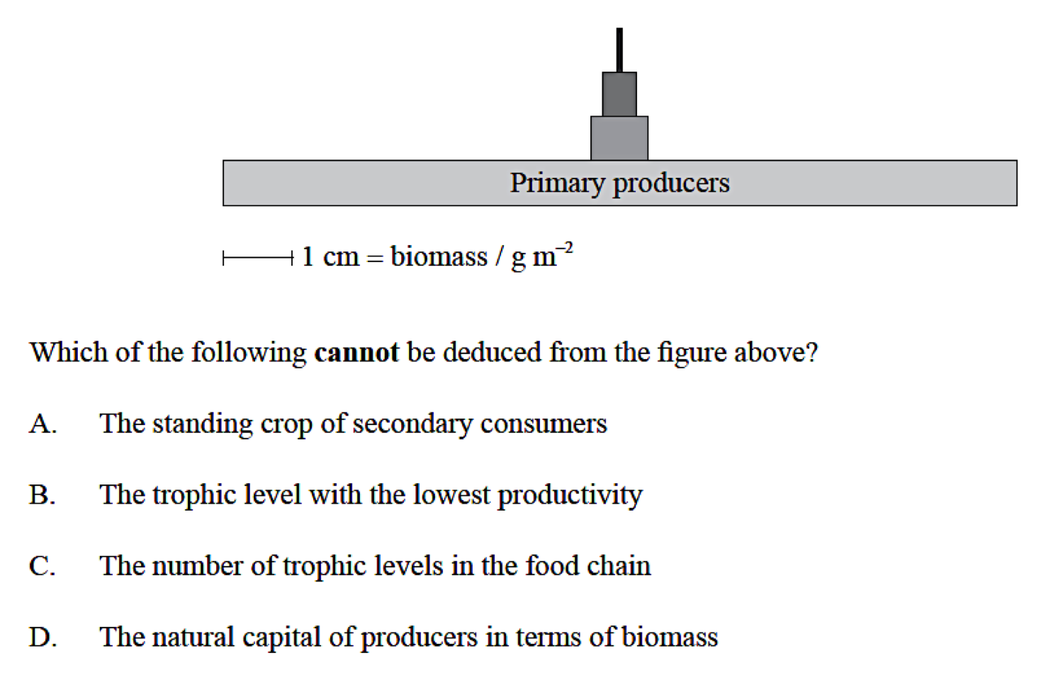 Biomagnification Pyramid - Viewing Gallery